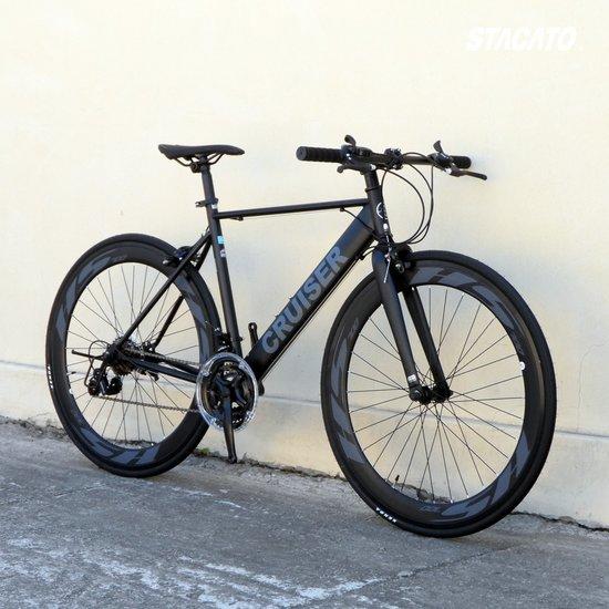 2018 씨티크루저 HS521S/도시형 하이브리드 자전거