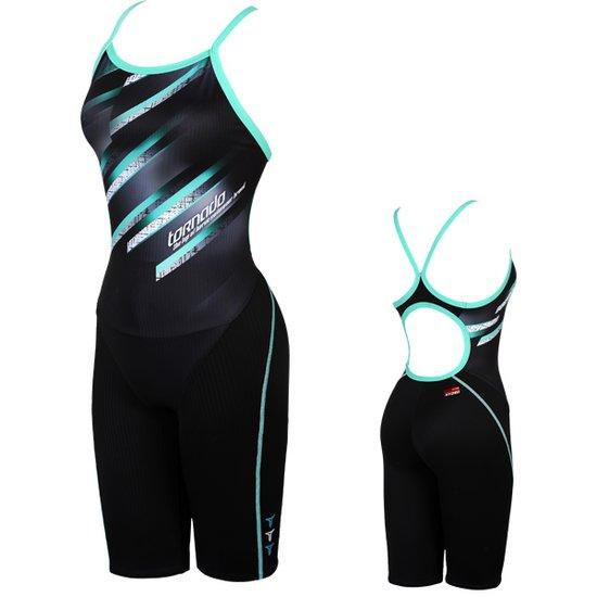 토네이도 여성수영복 선수용 반전신 PLR2113H MNT