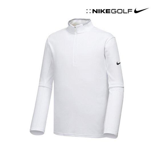 [나이키골프] 남성 DRI-FIT 반집업 티셔츠 833283-100_GA