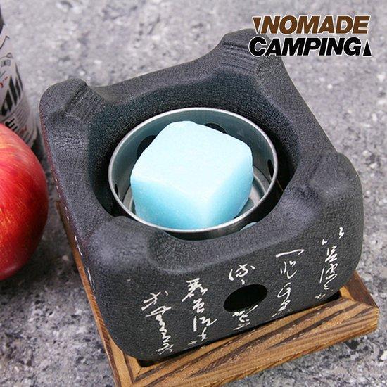 노마드 고체연료 30g_25pcs CN040083 캠핑용품