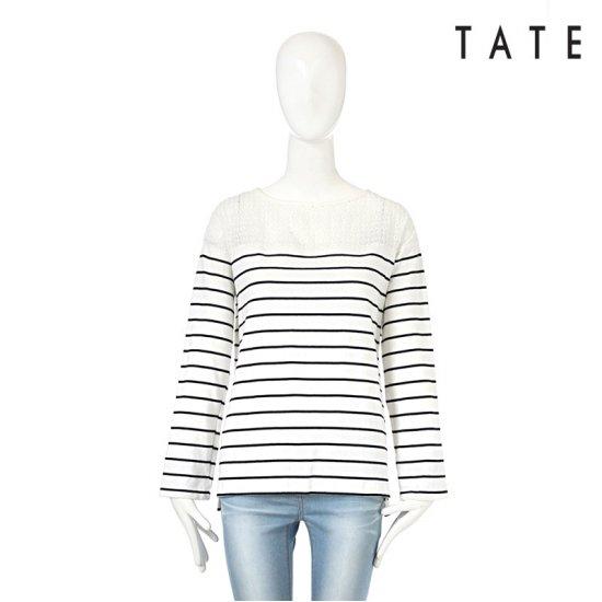 테이트  여성 긴팔티셔츠 KA5S1WKL030660