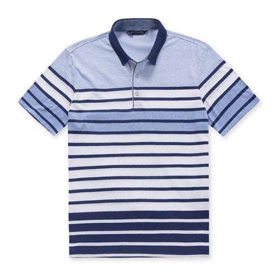 BRENTWOOD  캐주얼 믹스 S/T 카라 티셔츠 BRTAM17720BUX