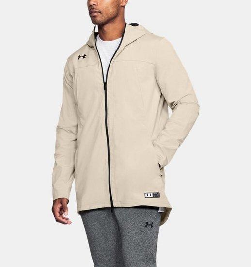 [언더아머 공식]남성 UA 엑셀러레이트 테라스 재킷