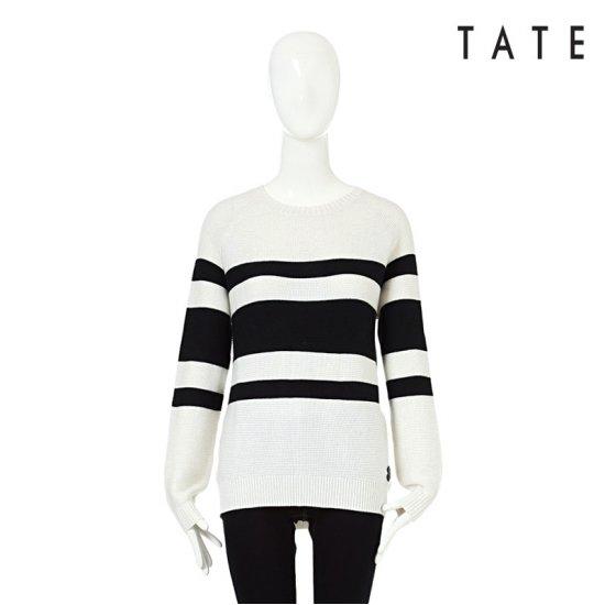테이트  여성 긴팔스웨터 KA5S1WSP700130