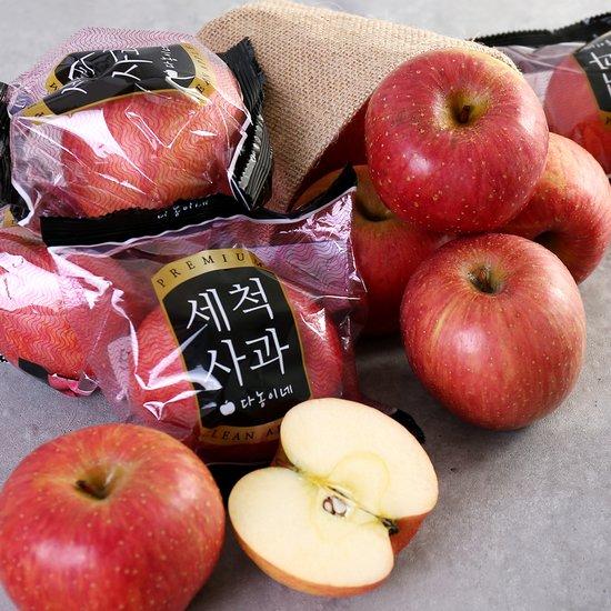 [다농이네]세척 사과 3kg