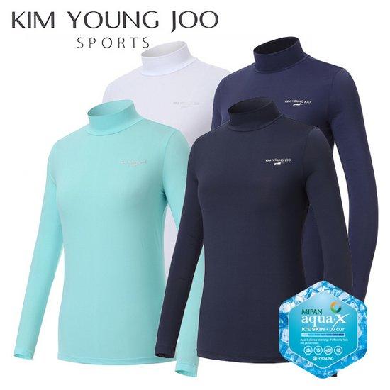 김영주 스포츠 여성 냉감 기능성티셔츠 - KS8MLTS021
