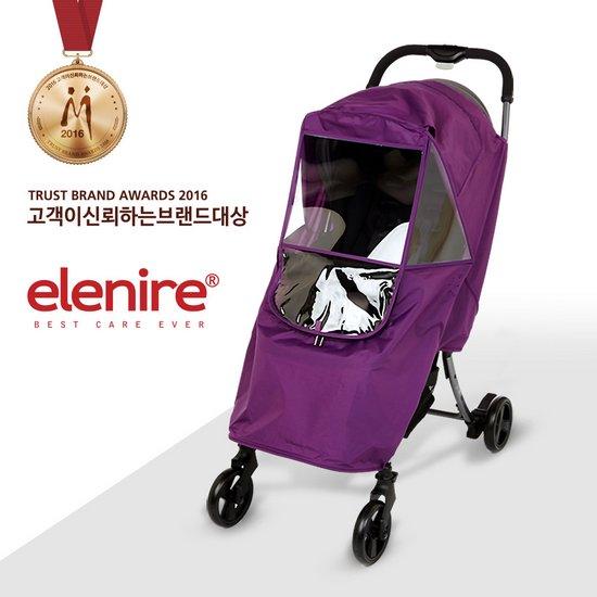 [Elenire] 엘레니어 휴대용유모차형 방풍커버Type-B
