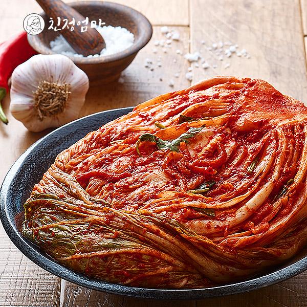 [2세트구매시+포기1KG] 친정엄마 배추김치/갓김치/열무김치 외