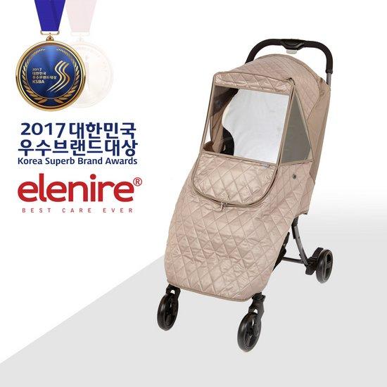 [Elenire] 엘레니어 휴대용유모차형 방한커버Type-B