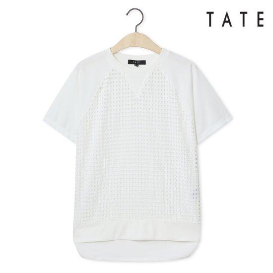 테이트  여성 반팔 티셔츠 KA5U4WKS090110
