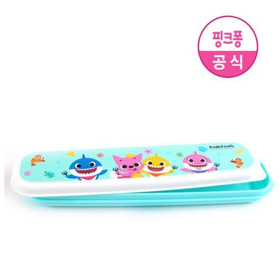 [아이조움] 핑크퐁 수저케이스