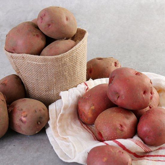 [산지직송] 경남 하동 이원기님의 자색 유황 감자 3kg