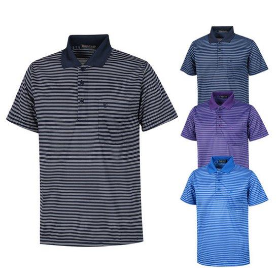 남성 카라티셔츠 여름 반팔셔츠 골프웨어 CLST034