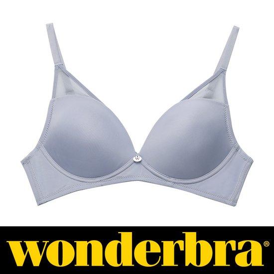 [Wonderbra] 원더브라 노와이어 블루 브라 WBWBR8F61T