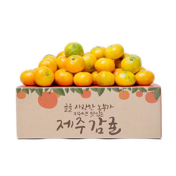 제주직송 서귀포 햇 감귤 5kg 로열/소과 外