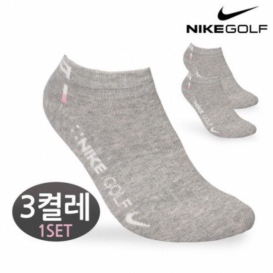 나이키 여성 발목양말 SG0261-001 3켤레 1세트