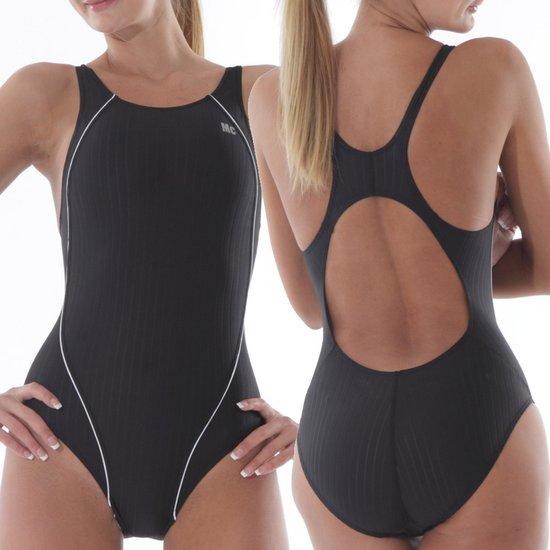 Mc.DYNAMICS 솔리드 원피스 실내 여성수영복 최신디자인 첨단