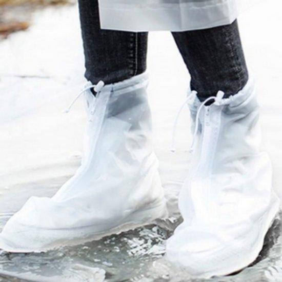 바보사랑 갓샵 휴대용 레인 신발 비닐 방수 커버 덮개.갓샵