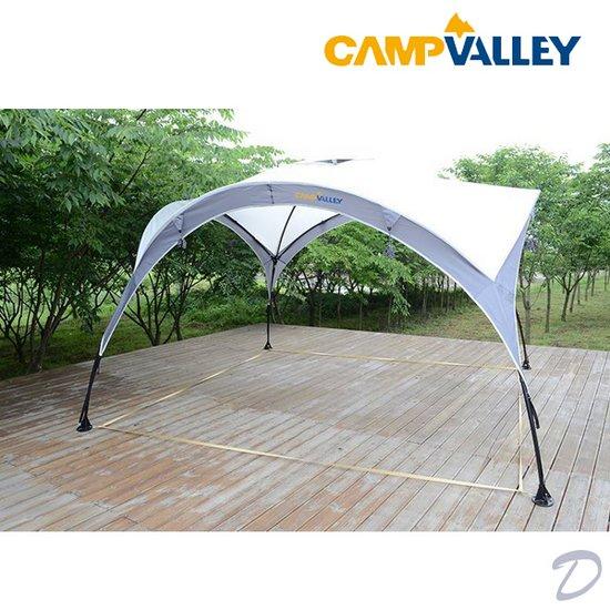 캠프밸리 캠핑용품 스타디움쉐이드 대형그늘막 텐트