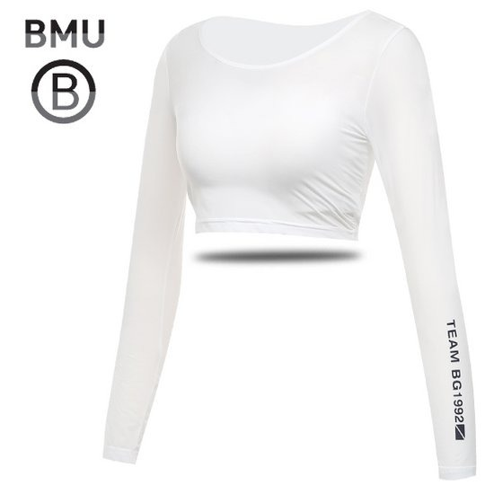 BMU 골프웨어 등판 메쉬 여성 볼레로 이너웨어_239665