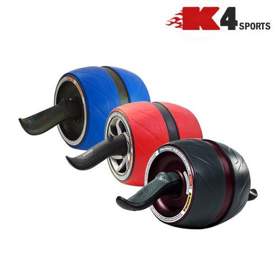 K4스포츠아몸디 K4-37 AB카버프로휠 복근운동 슬라이드휠