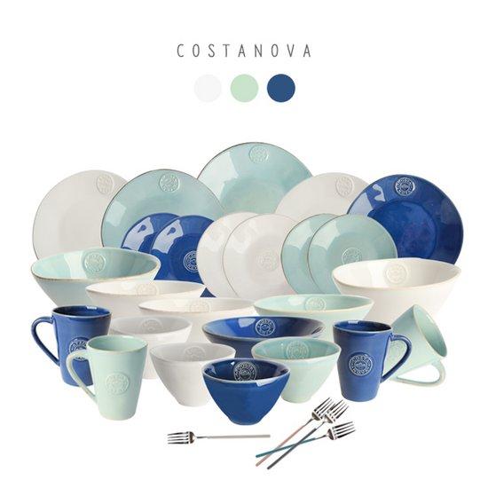 코스타노바 4인 러빙 홈세트 25P