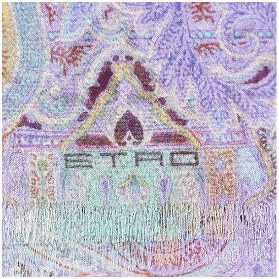 ETRO 실크 스카프10007-5669-400