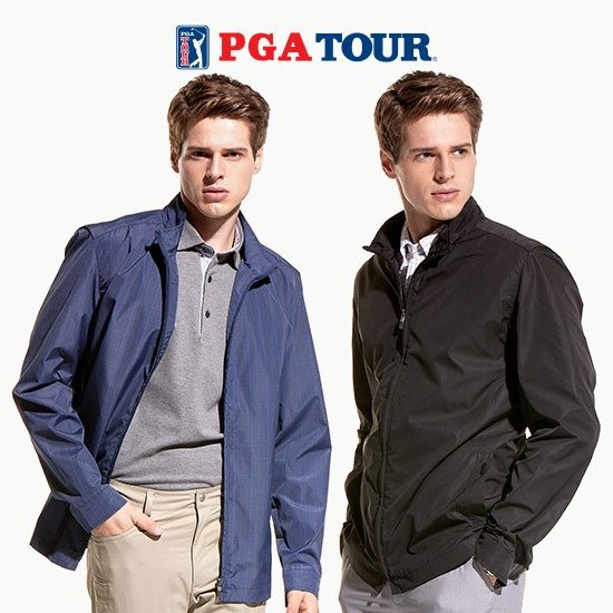 [PGA TOUR] 기능성 메모리 남성 바람막이/여성 트렌치자켓