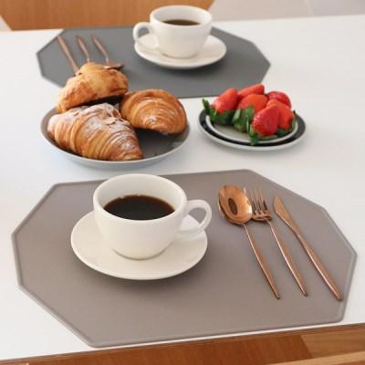 텐바이텐 테이블앤테이블 실리콘 식탁매트 폴리곤
