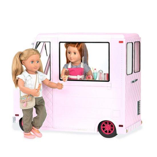 [오지돌스] 아이스크림트럭