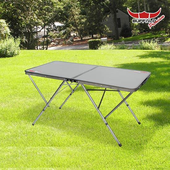 버팔로 프리미엄 티탄 2폴딩 캠핑 테이블 용품 의자