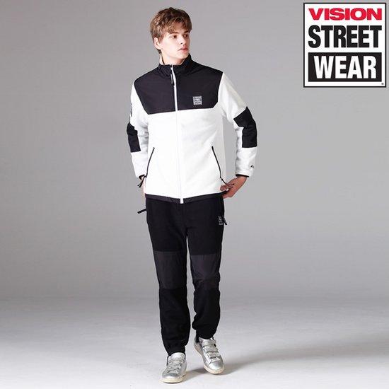 [비젼스트릿웨어] 남녀 공용 블락드 자켓