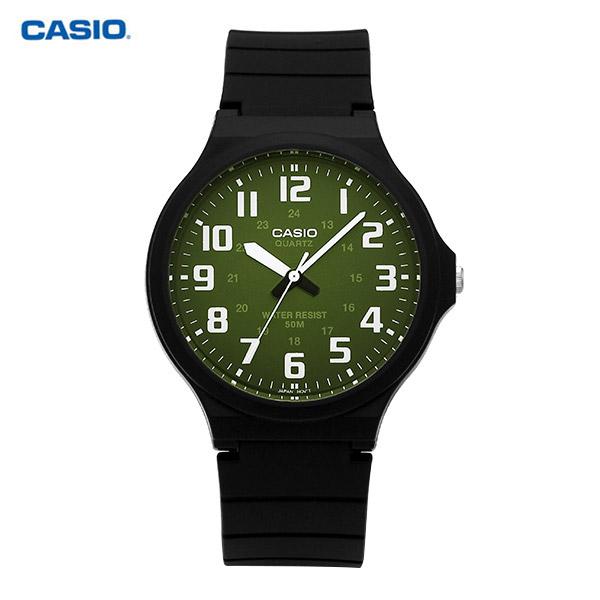 [카시오시계 CASIO] MW-240-3BVDF MW-240-3B 아날로그시계