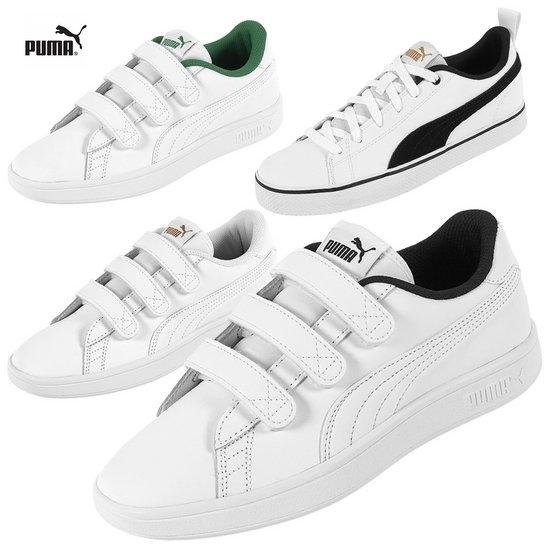 푸마 스매쉬 남성 여자 커플 스니커즈 운동화 신발 4종택일
