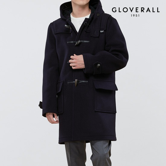 [Gloverall]Gloverall Morris모리스 Duffle Coat 남성