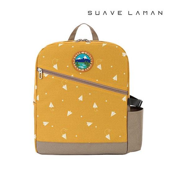 [수아베라망]종이비행기 소풍가방 세컨 책가방
