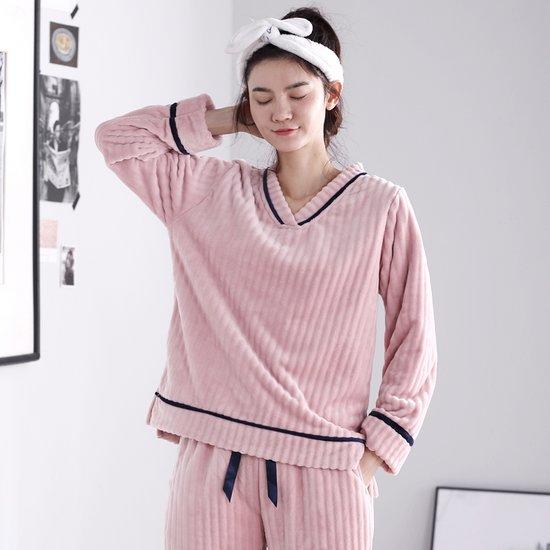 코튼원 캐더린 여성 수면잠옷 밍크세트