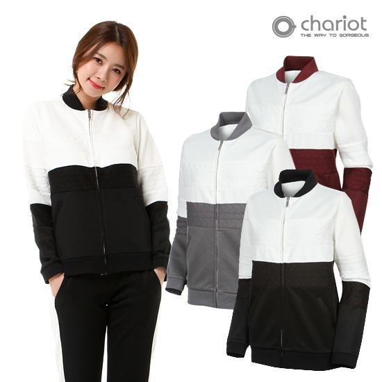 [채리어트]신네기 럭셔리 트랙수트 자켓