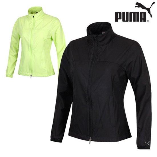 푸마 FW 테크 바람막이 여성 자켓 571573 골프웨어