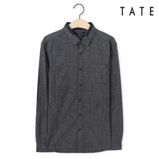 테이트  남성 패턴 긴팔셔츠 KA5W0MRC060410