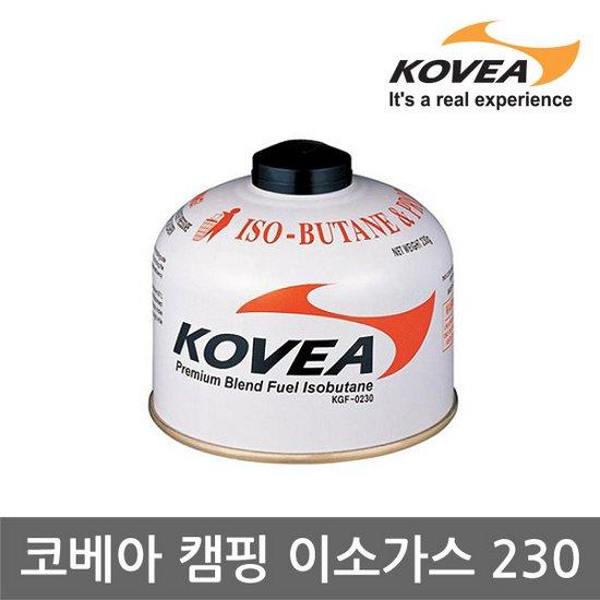 H3 코베아 캠핑 이소가스 230g KGF-0230 부탄가스