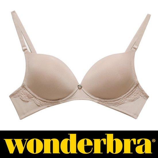 [사은품][Wonderbra]원더브라 노와이어 코코아 브라 WBWBR8G19T