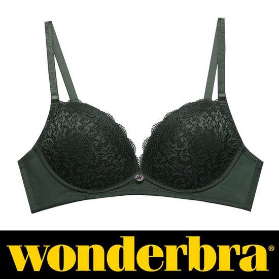 [Wonderbra] 원더브라 에센셜 노와이어 카키 브라1종 WBWBR8G15T