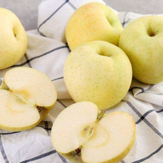 프리미엄 황금사과, 새콤달콤 황옥 사과 2kg/3kg