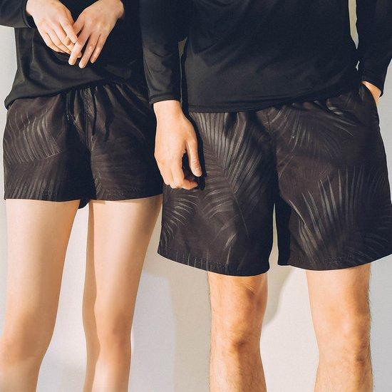 헤링본 커플 비치웨어 수영복 래쉬가드팬츠 A160