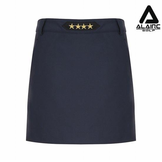알레어 골프  여성 별 자수 포인트 스커트AFB4QC156-NY