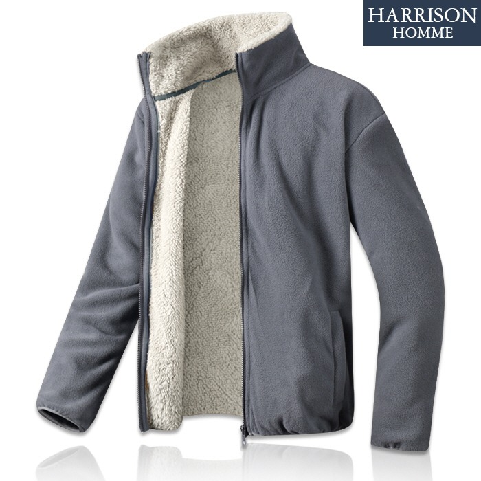 해리슨 양털 후리스 집업 CMR1190