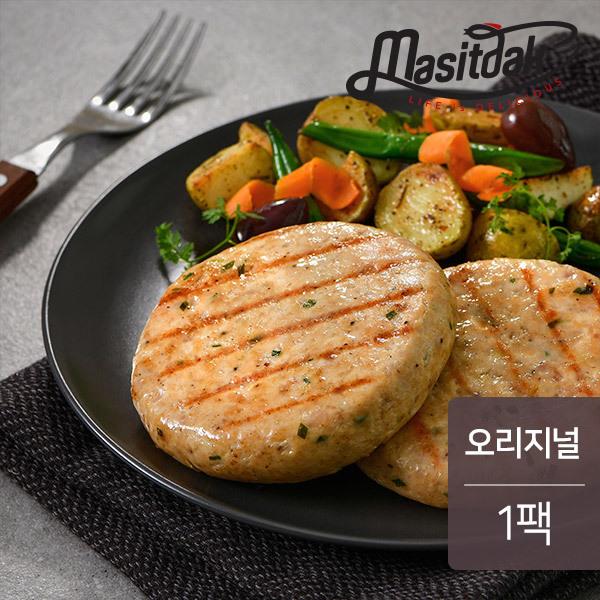 맛있닭 닭가슴살 스테이크 오리지널 100gX1팩