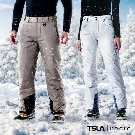 테슬라 남성 여성 보드바지 스키바지 보드복 스키복