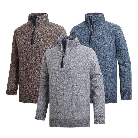 남성 골프웨어 기모반집업 긴팔티셔츠 스웨터 CLLT053